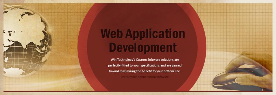 Home Web Application Development
